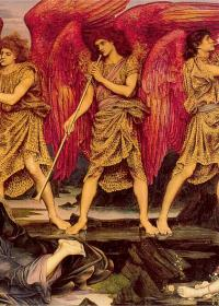 AURORA TRIUNFANTE - Evelyn de Morgan