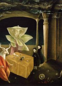 LA HERMANA DEL MINOTAURO - Leonora Carrington
